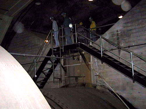 Pictures of Inside Hoover Dam Intake Towers - #rock-cafe
